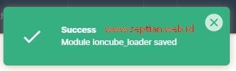 cek ioncube loader
